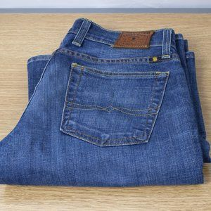 Lucky Brand Lil Maggie Bootcut Flare 4 (28 X 32)